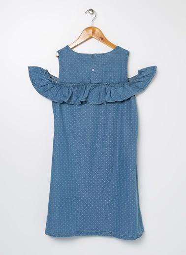 Limon Company Elbise İndigo